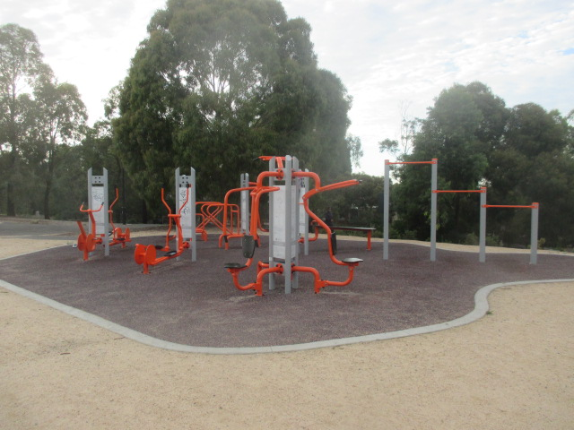 All Nations Park Outdoor Gym Northcote Outdoor Gyms
