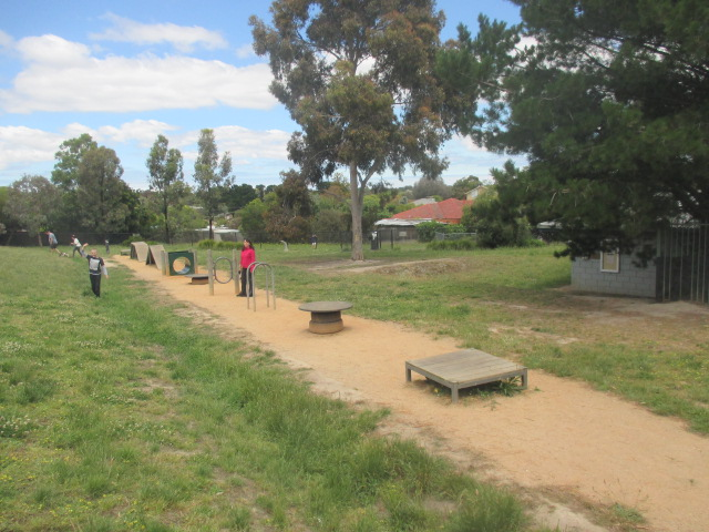 Dog Park Fenced Melbourne