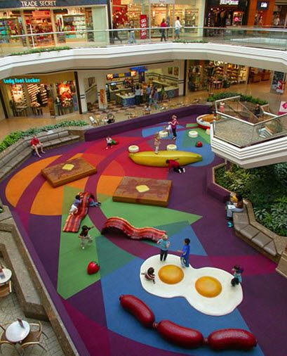 Cherry Creek Shopping Centre in Denver, USA