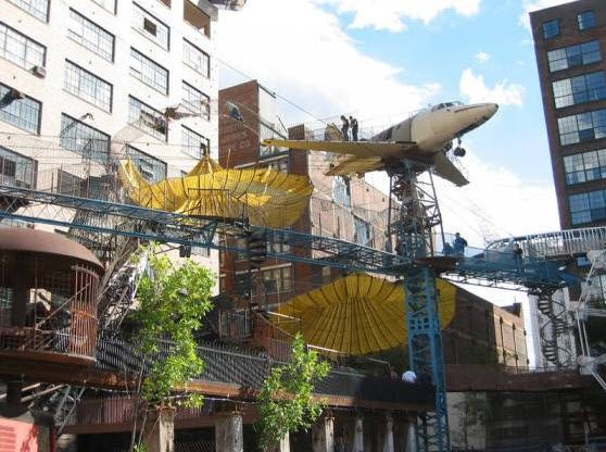 City Museum, St Louis, USA