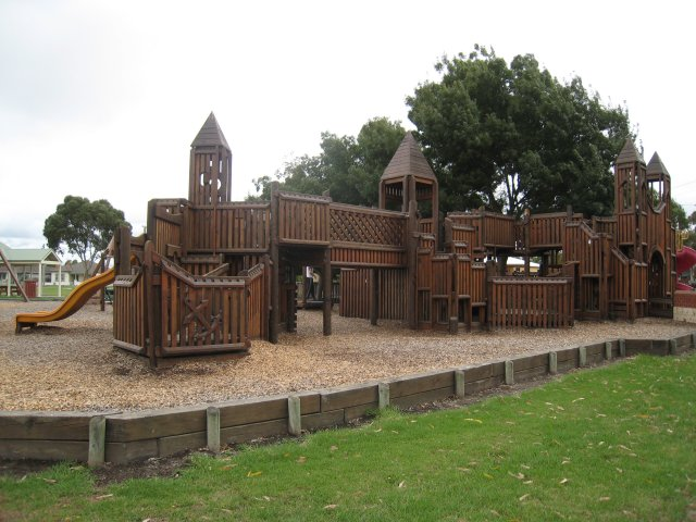 Morwell Town Common Playground White Street Morwell All