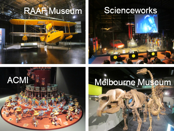 The Best Museums for Families and Kids in Melbourne