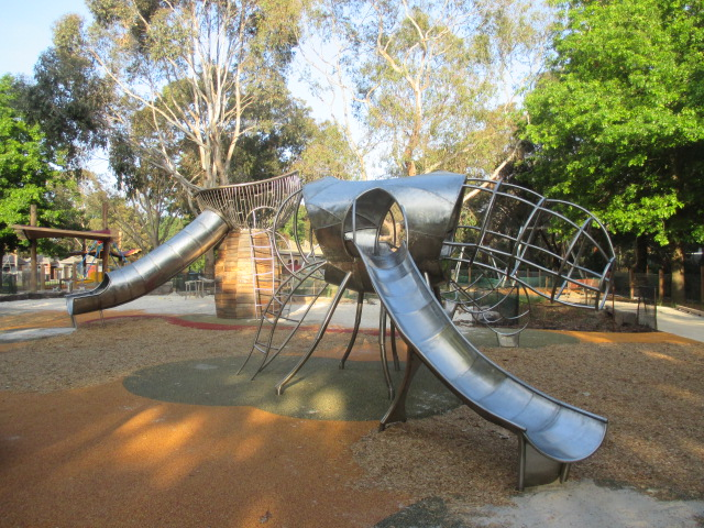 Wally Tew Reserve playground, Ferntree Gully