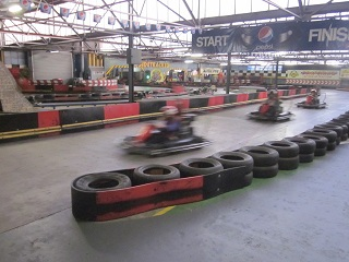 Sidetracked Karts