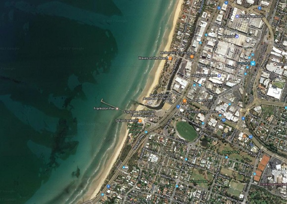 Frankston Beach and Waterfront