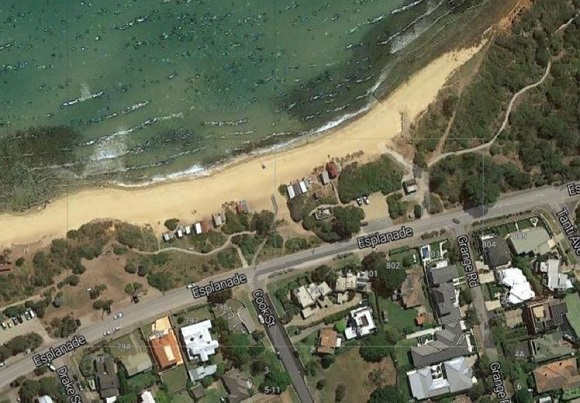 Shire Hall Beach Mornington