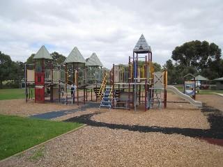 Hannah Watts Park Senior Playground High Street Melton