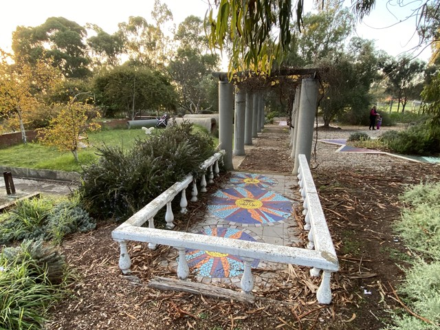 History of the Land Discovery Trail (Maribyrnong)