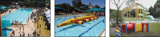 Pines Forest Swimming Centre Frankston North Swimming Pools Water
