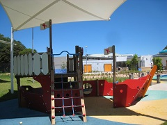 Oakleigh Recreational Centre Pirate Ship