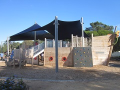 Roy Dore Reserve Pirate Ship Carrum