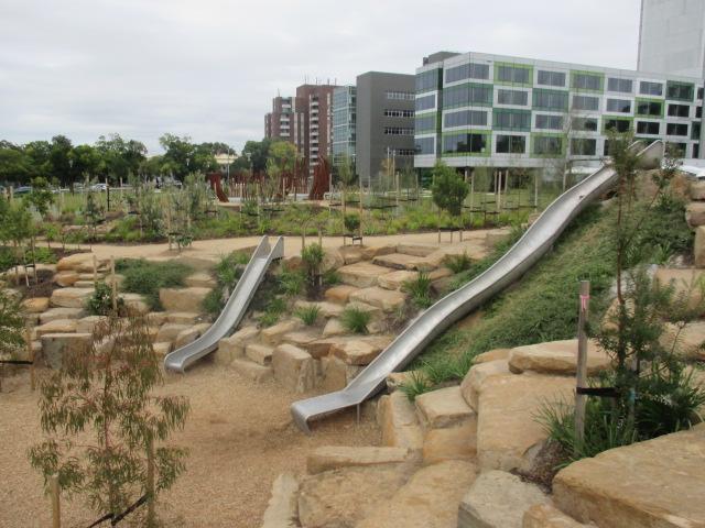 Australia's best playground: Parkville