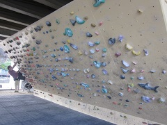 Burnley Bouldering Wall