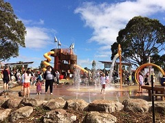 Wallan Community Bank Play Space