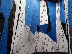 North Walls Indoor Climbing