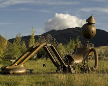 Tom Otterness Playground