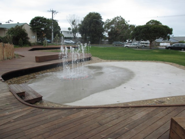 Metung Water Play Park