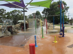 Wangaratta Water Play Park