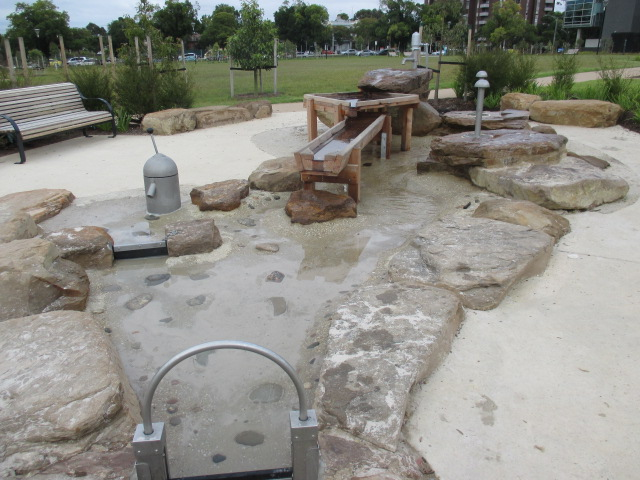 Royal Park Nature Playground