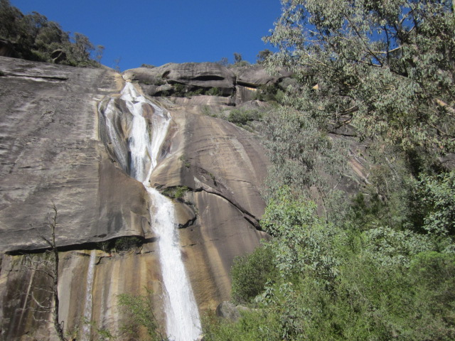 Eurobin Falls and Ladies Bath Falls, Mount Buffalo