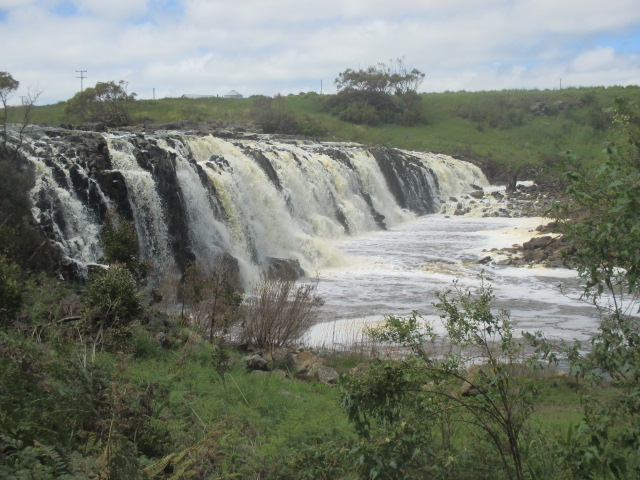 Hopkins Falls, Wangoom